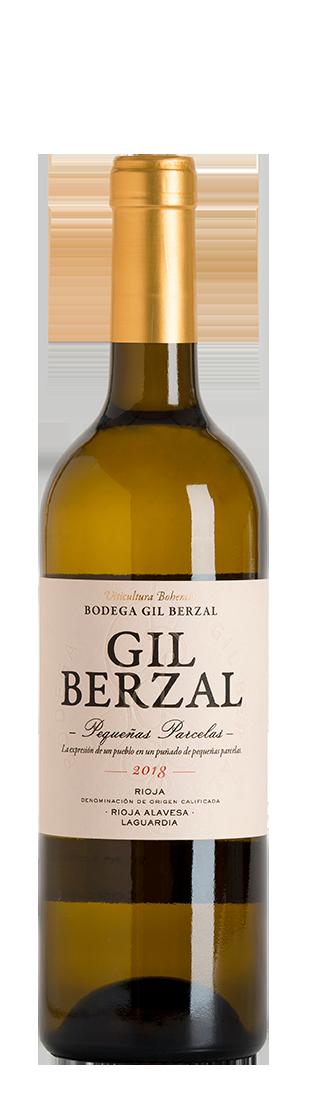Gil Berzal. Pequeñas parcelas Blanco